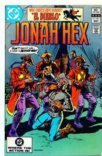 |•.•| JONAH HEX (VOL.1) • Issue #60 • DC Comics