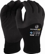 Thermal Insulated Work Gloves Fleece Lined Cold Protect Waterproof