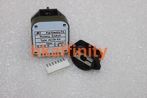 AC09-RX FUJI Electric FA Rotary Switch For Electronic Handwheel New
