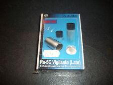 AIRES RA-5C VIGILANTE (late) EXHAUST NOZZLE FOR TRUMPETER KIT RESINE  MODEL 1/48