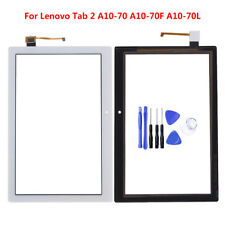 New Touch Screen Digitizer Glass Repairment For Lenovo Tab 2 A10-70 A10-70F
