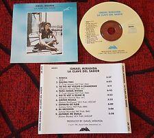 Latin Salsa ISMAEL MIRANDA *** La Clave Del Sabor *** ORIGINAL & SCARCE CD FANIA
