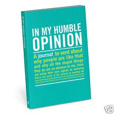 Knock Knock Mini IMHO - Journal