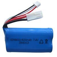 Feilun 7.4V 1500mAh Lipo Bateria Actualizada para Feilun FT009 RC Repuestos para