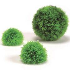 biOrb Aquarium Dekoration Deko-Pflanze künstlicher Dekogewächball Set 3 grün
