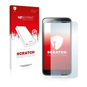 Anti Rayures pour Samsung Galaxy S5 Duos LTE SM-G900FD Protection d'écran