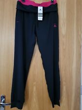 Adidas Ladies Fold Over Bottoms Size Uk Small 8-10 BNWT