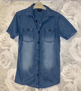 Boys Age 11 (10-11 Years ) Next Short Sleeved Shirt