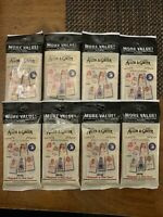 NEW 2020 Topps Allen & Ginter More Value Pack Baseball Cello Pack LOT OF 8