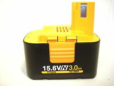Panasonic Genuine OEM EY9230 15.6V Drill Battery for EY6432 EY3530 EY6535 EY9231