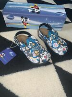 Birkenstock Kids Disney Donald And Goofy Space Blue BNIB