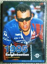 1995 San Sebastian World Cycling Productions DVD Lance Armstrong Clean