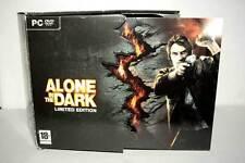 ALONE IN THE DARK LIMITED EDITION GIOCO USATO PC DVD VERSIONE ITALIANA RS2 40624