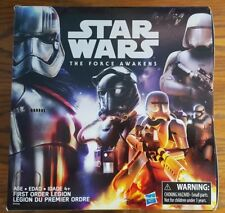 Star Wars TFA Amazon First Order Legion Pack 7 figure Set