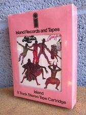 OSIBISA vtg Ojah Awake NWT 8-track cassette tape 1976 soul disco