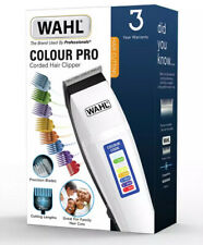 NEW Wahl Colour Pro Hair Clippers w/accessories, boxed *1st Class/Fast Dispatch*