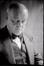 Ritratto uomo busto - Antico negativo foto un. 1930