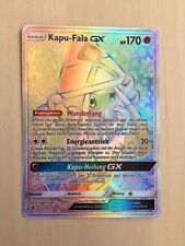 Pokemon TCG Kapu-Fala GX HYPER RARE SM2  - Stunde der Wächter 155/145 deutsch!