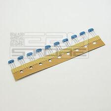 10pz Risuonatore ceramico 10 Mhz 3 pin - quarzo pic atmega arduino - ART. CX14