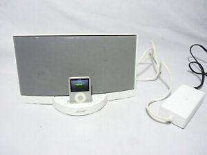 Bose Ipod Sound Dock Series I 30 pin Speaker working white
