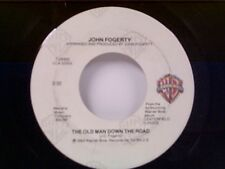 """JOHN FOGERTY """"THE OLD MAN DOWN THE ROAD / BIG TRAIN (FROM MEMPHIS)"""" 45 NEAR MINT"""