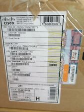 2x Cisco 2900 Series 2911/k9 V07 Integrated Services Router With Ears