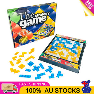 The Strategy Game BLOKUS Party Family Board Game For 2~4 Players Kids Gift Toy