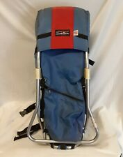 TOUGH TRAVELER Nylon CHILD INFANT CARRIER Backpack Camping Hiking Baby Seat USA