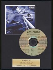 Eminem Pop Music Presentation Discs