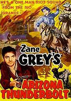 ARIZONA THUNDERBOLT - DVD - Region Free - Sealed