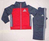 Adidas Baby Boys' set, Baby boys Adidas Impact Tricot set sizes 12, 24 months
