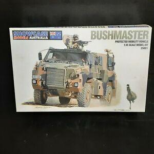BUSHMASTER Tank 1:35 Model Kit Showcase Models Australia 35001