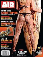 Aerógrafo Acción Magazine-Número de Julio o Agosto 2012