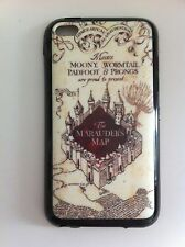 Harry Potter The Marauder's Map iPod Touch 4 Printed Cover Case for Apple