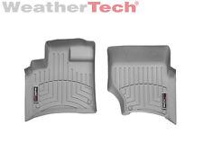 WeatherTech FloorLiner - Audi Q7 - 2007-2015 - 1st Row - Grey