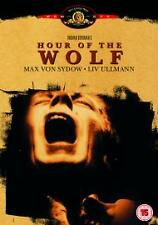 Hour Of The Wolf DVD New & Sealed 5050070021615