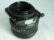 Tilt Shift Photex (Arsat) MC 2.8/80 mm Tilt-Shift Nikon Camera body Lens NEW