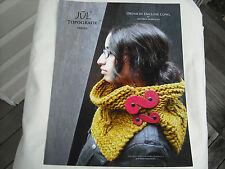 "JUL Designs ""Drumlin Enclose Cowl"" Knitting Pattern"