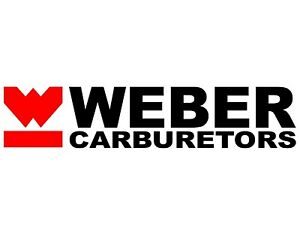 For Weber Outlaw DGES 38 E.C. Carburetor Conversion Kit