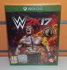 WWE 2K17 XBOXONE NUOVO SIGILLATO ITA