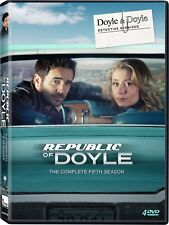 Republic of Doyle - The Complete Fifth Season [DVD] Very Good Condition!!!