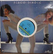 Disco Single Citi Heart Attack / Roller Disco 33RPM DDS-501   012117LLE