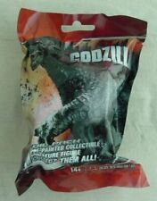 DAMAGED PACKAGING - NECA Wizkids Godzilla Mini Blind Bag Figure in Foil Package
