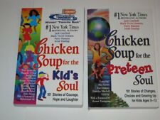B003SP9TZQ Set of Two Chicken Soup Books (Chicken Soup for the Soul, Chicken So