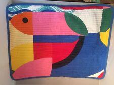 Hot Now Standard Size Pillow Sham NWOT Geometric Print