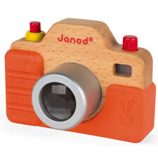 Janod Wooden Camera with Sounds
