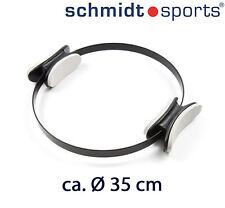 Deuser Sports Physio Pilates Ring Schwarz Durchmesser 35 cm | Yoga Toning Circle