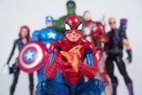 Hasbro Marvel Legends Vintage  Series (Pizza) Spider-Man  New / Sealed on Card