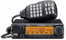 Icom 2300H05 Ham Radio, Vhf, Fixed Mount, 65 Watts