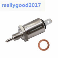 Shut Off Solenoid For Deere/Kawasaki Replaces 21188-2011&M138477 X475 Mower